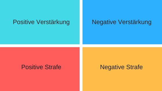 view larger image strafe und belohnung - Negative Verstarkung Beispiel